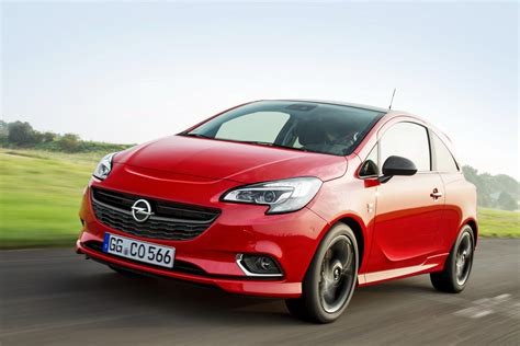 Opel Sharpens Up The Corsa With Opc Line Grade Carscoops