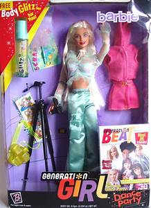 Generation Girl Dance Party Barbie, 1999 ...