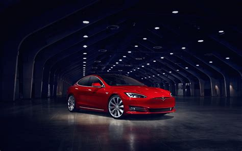 Tesla Model S P90d Wallpapers