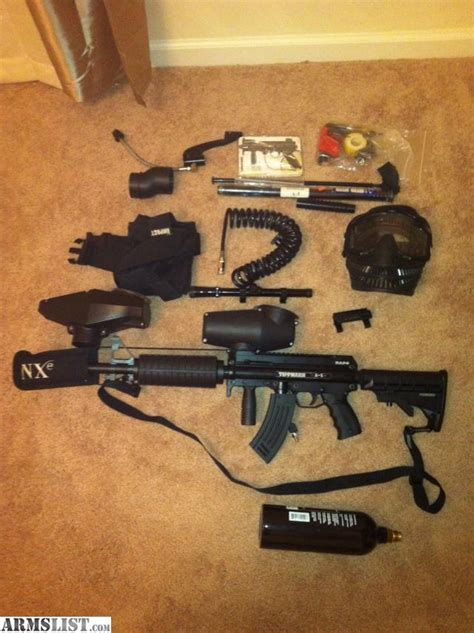 Tippmann Paintball Guns for Sale