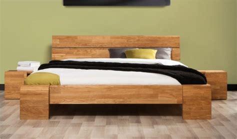 chambre adulte en bois massif chevet en bois pour lit adulte 160x200 en chne massif