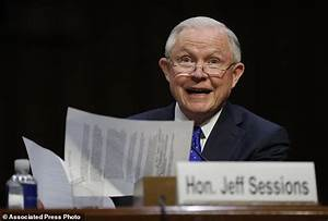 Sessions soldiers on as AG despite Trump criticism | Daily ...