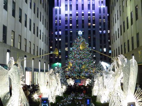 7 day lights of new york city tour november