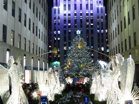 nyc christmas tree lighting 2017 collins tours 7 day christmas lights of new york city tour
