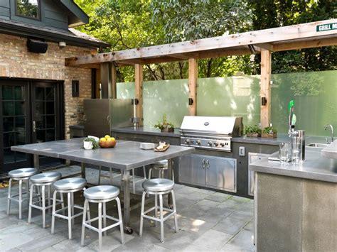 cuisine exterieure moderne cuisine extérieure 10 idées pour aménager une cuisine