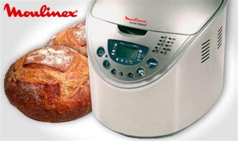 machine à home bread baguette de moulinex electroguide