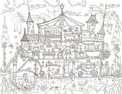 coloring posters princess palace v 228 rvi ise postrid really posters