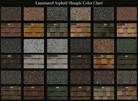 shingle colors roof shingle colors wide spectrum color selection for