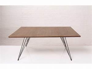 Tronk design williams walnut black 463939 square coffee for 46 inch square coffee table