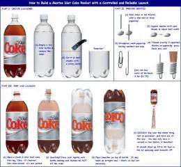 Diet Coke and Mentos Rocket