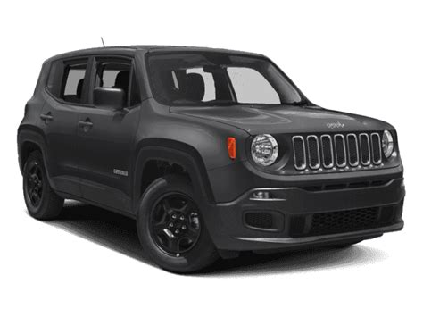 New 2018 JEEP Renegade Sport Sport Utility in Yuma #20036 ...