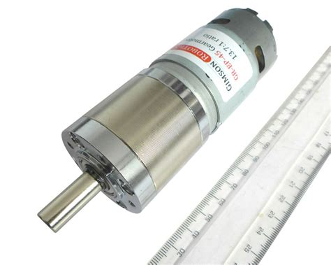 High Power Electric Motor by 12v 18v Dc High Power Geared Electric Motor 13 7 1 Ratio