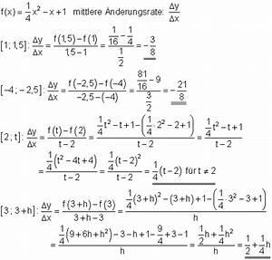 Differenzial Rechnung : l sungen der aufgaben zur differentialrechnung i steigung und tangente mathe brinkmann ~ Themetempest.com Abrechnung