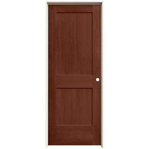 door skins home depot jeld wen woodgrain 6 panel unfinished pine single prehung