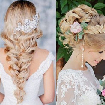latest indian bridal wedding hairstyles trends