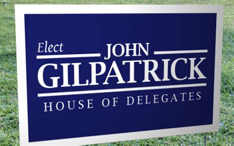caign yard signs for candidates for elections runandwin