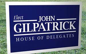 campaign yard signs for candidates for elections runandwin With campaign yard sign templates