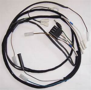 Jaguar Series 3 Xj6 4 2 Engine Wiring Harness