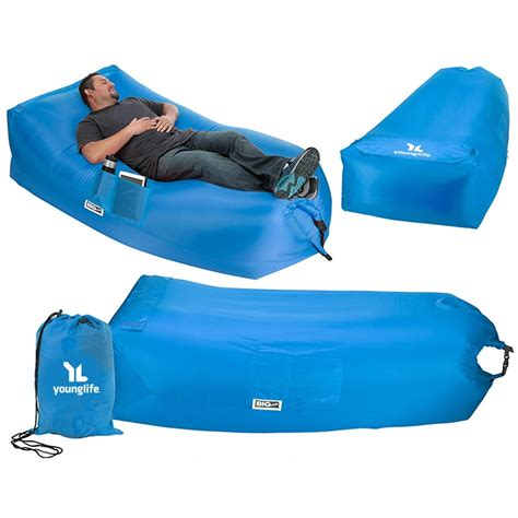young life big lazy inflatable chair