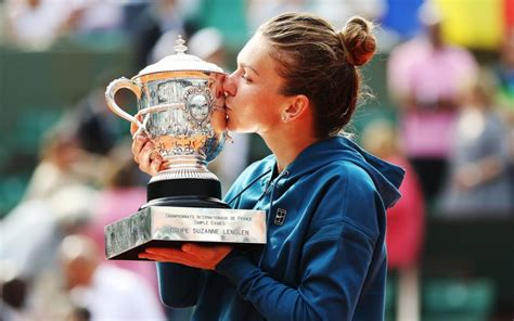 Simona Halep beats Sloane Stephens for first Slam title at French Open | TENNIS.com - Australian Open Live Scores, News, Player Ranking