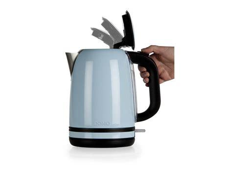 wasserkocher toaster set retro retro designer fr 252 hst 252 cks set blau aus kaffeemaschine wasserkocher toaster ebay