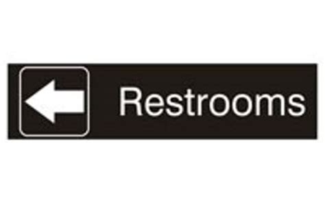 signage solutions wall  door sign restrooms