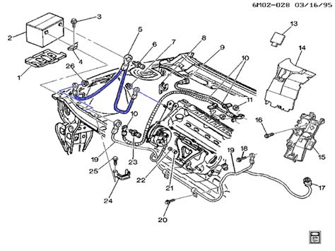 Pin Deville Diagram 1989 Cadillac I Need The Serpentine On