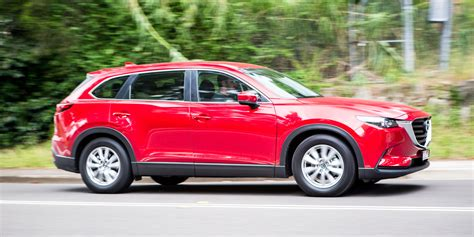 2017 Mazda Cx 9 Sport Awd Review Caradvice