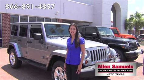 katy texas jeep wrangler unlimited lease purchase