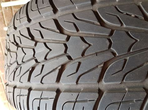 [for Sale] 2 X Tyres.nearly New