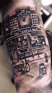 Job Club 5 People Who Have Tattoos Of Their Favourite Dublin Pubs