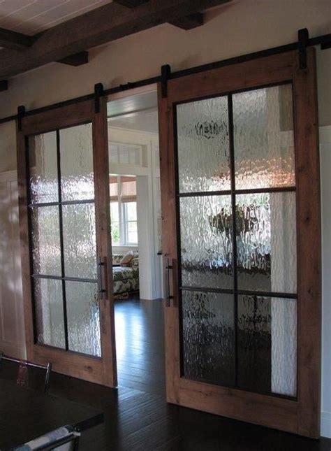 Sliding Doors That Look Like Doors by 25 Sliding Barn Doors Ideas For A Rustic Feel Digsdigs