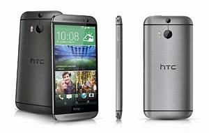 HTC One (M8) (Unlocked LTE, 32GB, Gunmetal Gray ...