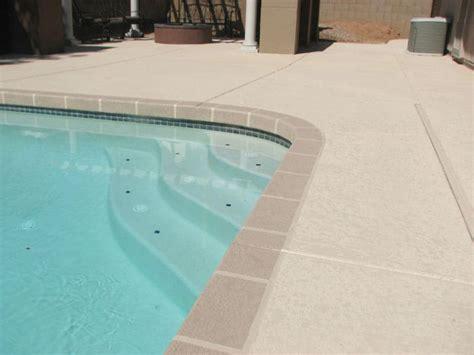 cool deck backyard swimming pool sledge concrete coatings