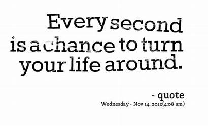 Around Quotes Turning Quotesgram Every Turn Chance