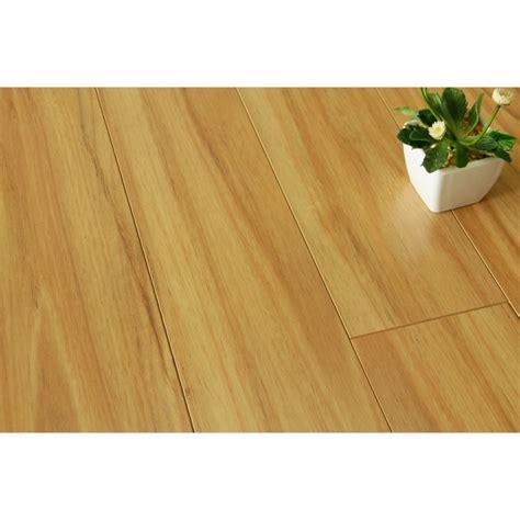 12mm Water Resistant Laminate Flooring  Blackbutt