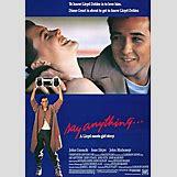 Say Anything Movie Poster | 334 x 475 jpeg 80kB