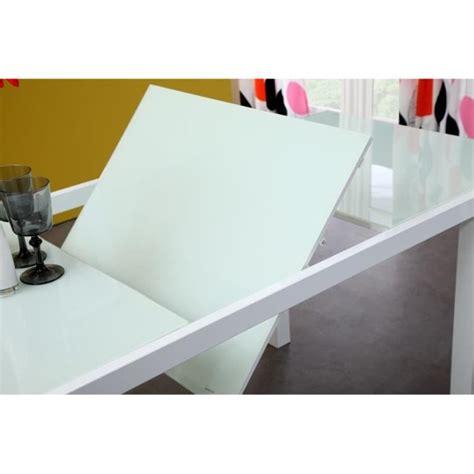 porte pour caisson de cuisine roma table extensible 120 180cm verre blanc achat vente