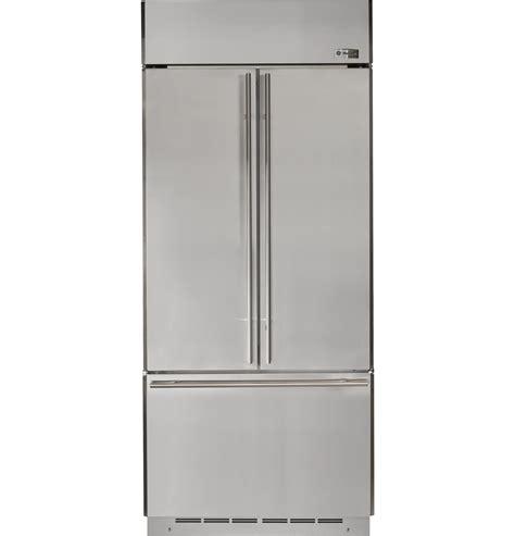 zipsnz ge monogram  built  french door refrigerator  monogram collection