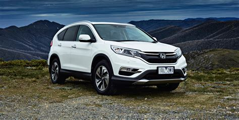 Honda Crv Photo by 2015 Honda Cr V Series Ii Pricing And Specifications