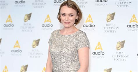 Keeley Hawes: 'Women don't mind if their husbands fancy me ...