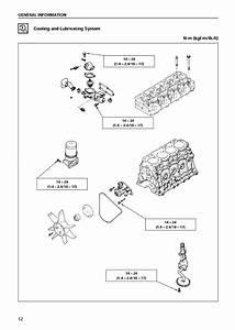 Isuzu Industrial Diesel Engine A
