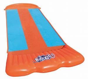 Tapis De Glisse 20m : bestway 52200 tapis de glisse aquatique 3 rampes h2o go ~ Dailycaller-alerts.com Idées de Décoration