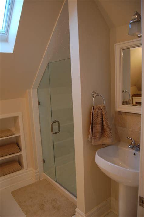narrow bathroom vanities small bathrooms attic renovations contemporary bathroom toronto by