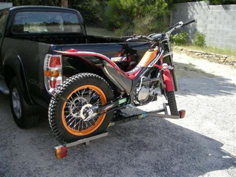 porte moto sur attelage porte moto transversal sur attelage bande transporteuse caoutchouc