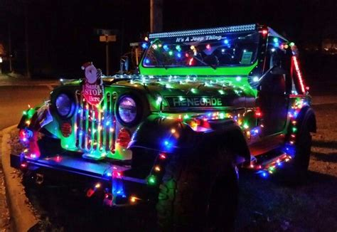 christmas jeep decorations 17 best images about christmas on pinterest old tractors