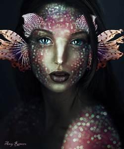digital mermaid by myartamyhart on DeviantArt