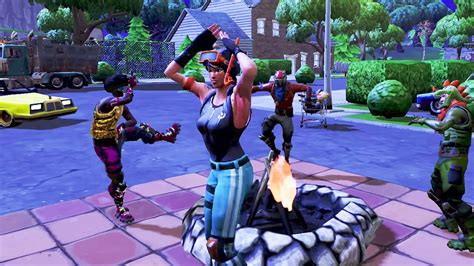 fortnite mobile tips    dance emote   enemy