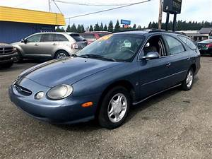 Used 1999 Ford Taurus Wagon Se For Sale In Tacoma Wa 98409