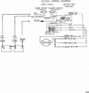 24 Volt Motor Wiring Diagram Guide